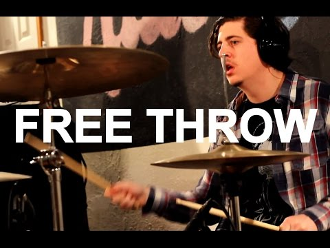 "Free Throw (Session #2) - ""Two Beers In"" Live at Little Elephant (2/3)"