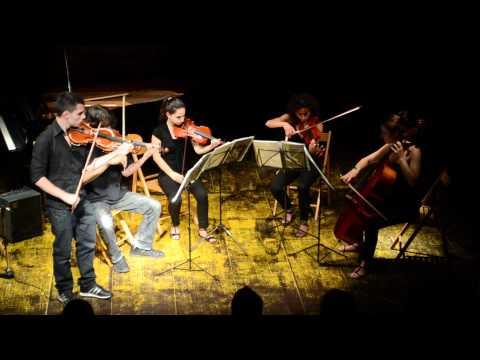 Saggio MA ROMA settore classico Classe musica da camera I anno – Mozart – Allegro dal concerto 1.mp4