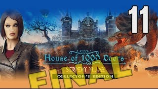 House of 1000 Doors 3: Serpent Flame CE [11] w/YourGibs - SAVE EARTH AGAINST GIANT SNAKE - ENDING