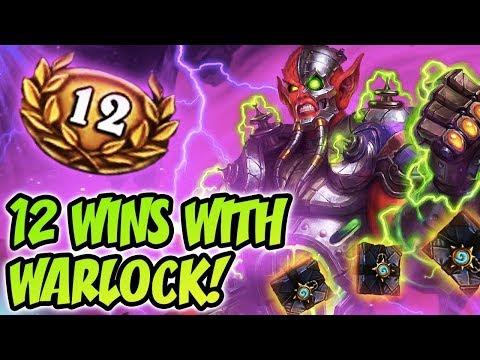 12 Wins With Warlock!