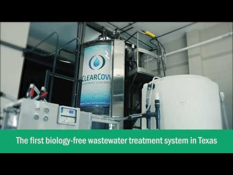 ClearCove Taking Brewery Wastewater Treatment into the 21st Century