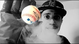Liquid Nitrogen VS. MLB Baseball