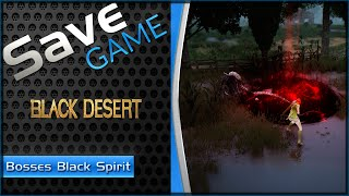 Black Desert - Matando 3 bosses da Black Spirit com a Archer