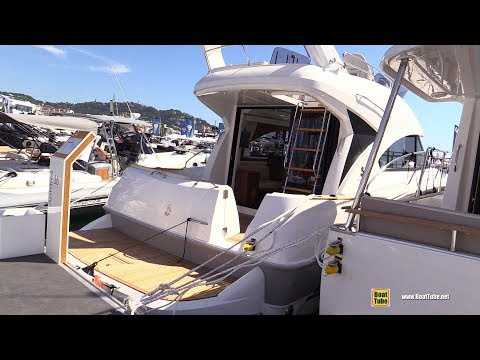 2019 Beneteau Antares 36 - Deck and Interior Walkaround - 2018 Cannes Yachting Festival