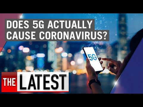 Coronavirus: does 5G technology actually cause COVID-19?   7NEWS