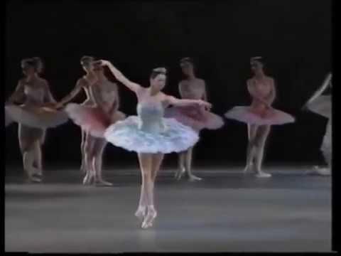 Don Quixote Dream Scene - Ananiashvili Kaptsova & Little Cupids