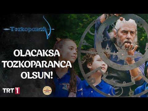 Mavi Ay takımı yeniden bir arada! - Tozkoparan 26. Bölüm