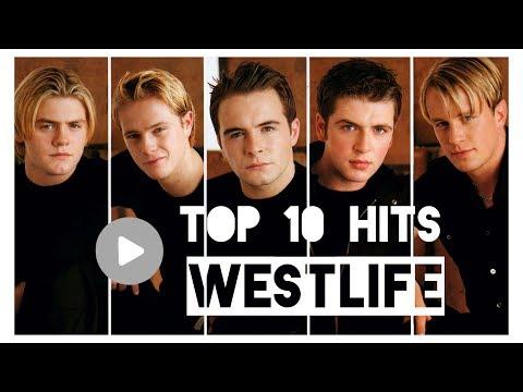 """top-10-hits-""""westlife"""""""