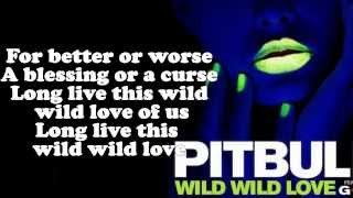 wild wild love lyrics
