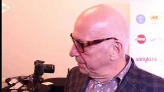 Daniel Miller (Mute Records) interview - AIM Awards 2015