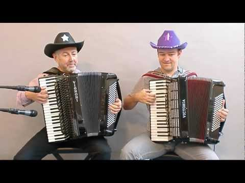 Accordion Polka Music - Jo & Huib -  Muzyka Akordeonowa Polca Akkordeonmusik Acordeon Fisarmonica
