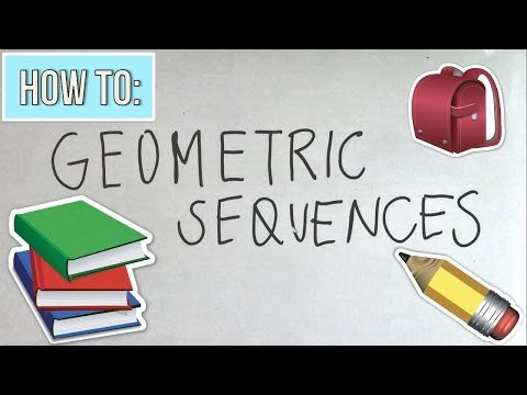 Geometric Sequences: Problem Solving and Application - YouTube