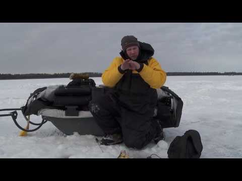 using 2d sonar for ice fishing - humminbird ice helix - youtube, Fish Finder