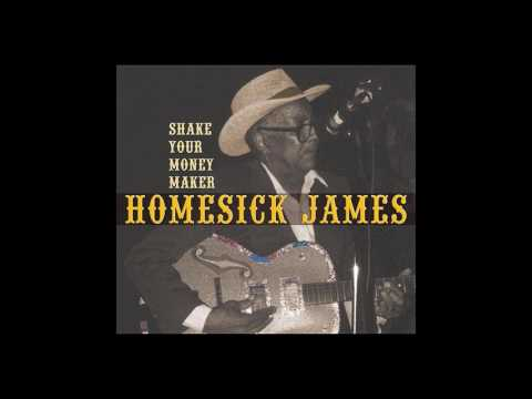 Homesick James - Shake Your Money Maker
