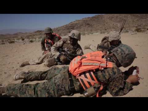 Marine Infantry Testing Ground • Range 400 & 410A - Military News