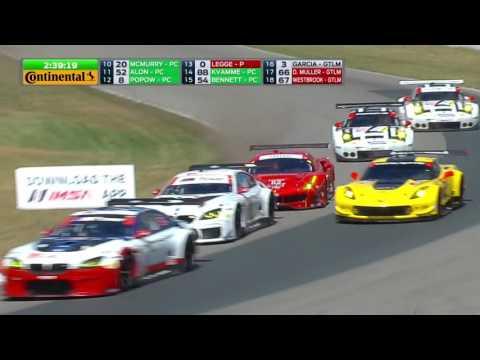 2016 Canadian Tire Motorsport Park Race Broadcast