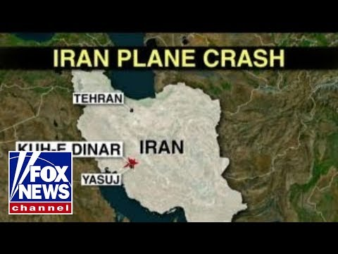 65 people killed in southern Iran plane crash