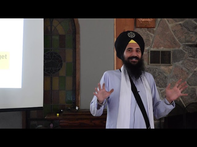 Bhai Manvir Singh (UK) TSC2018 - Journey Of The Soul