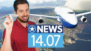 Schöne Flughäfen machen MS Flight Simulator teurer - News
