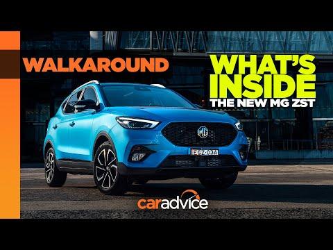 2021 MG ZST: Walkaround Tour   CarAdvice