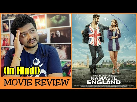Namaste England – Movie Review
