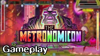 The Metronomicon: Slay the Dance Floor Gameplay | Indie Rhythm RPG