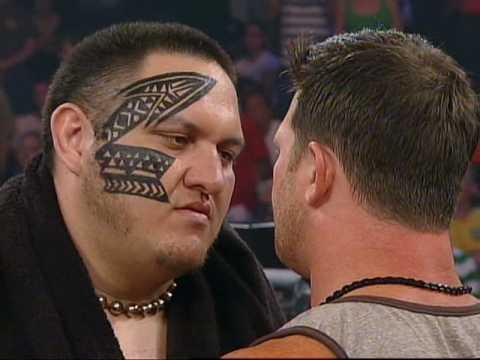 AJ Styles Confronts Samoa Joe