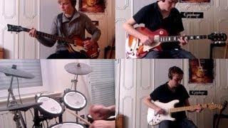 Téléphone- Un autre monde cover by the RedAnts- instrumental