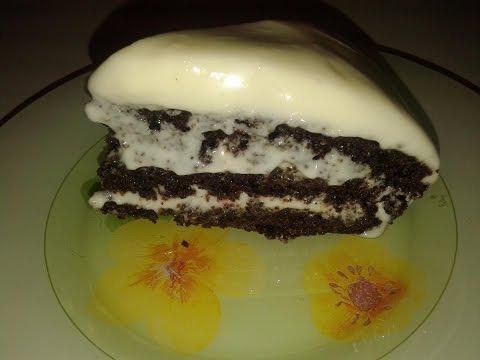 Торт черемуховый рецепт в мультиварке