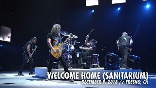 Metallica: Welcome Home (Sanitarium) (Fresno, CA - December 9, 2018) YouTube Videos