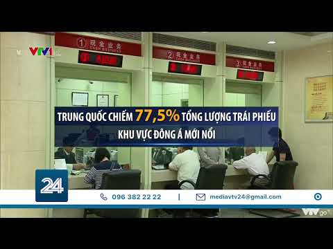 ADB: Lượng trái phiếu phát hành tại khu vực Đông Á mới nổi tăng đột biến 40% | VTV24