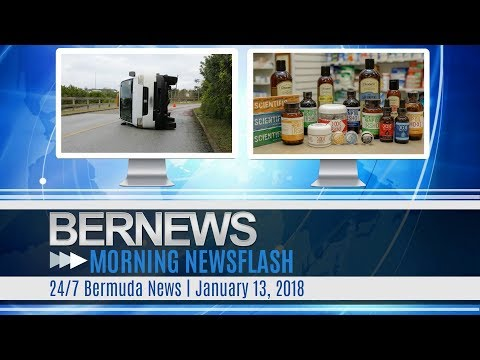 Bernews Newsflash For Saturday January 13, 2018