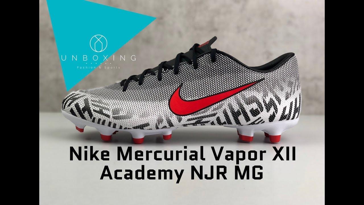 805f828e270 Nike Mercurial Vapor XII Academy NJR MG  Silêncio Pack