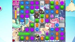 Candy Crush Saga Level 1414  No Booster