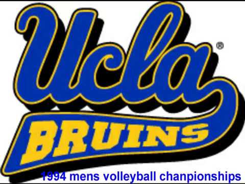 UCLA vs PENN 1994 NCAA Mens volleyball championships