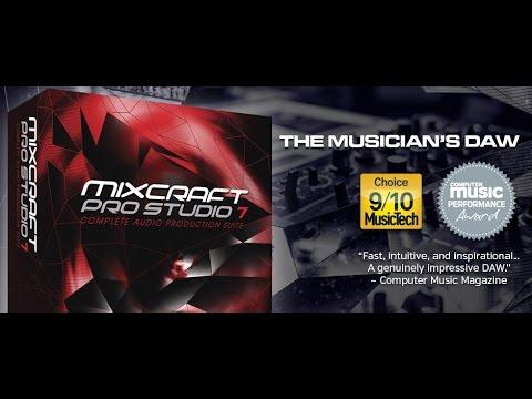 mixcraft 7 free trial
