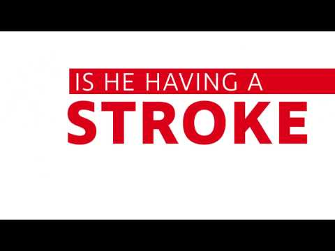Take Action F.A.S.T. during a Stroke