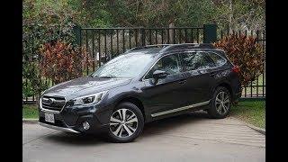 Subaru Outback 2019 - Prueba de manejo