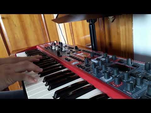 Rosalía - Maldición cap. 10: Cordura (cover piano)
