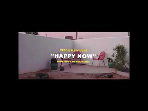 Download Mp3 Zedd, Elley Duhé - Happy Now 2018 Free