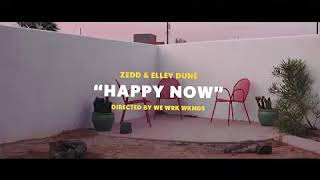 Gambar cover Download Mp3 Zedd, Elley Duhé - Happy Now 2018 Free