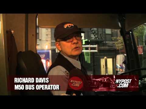 NYC transit's slowest bus - New York Post