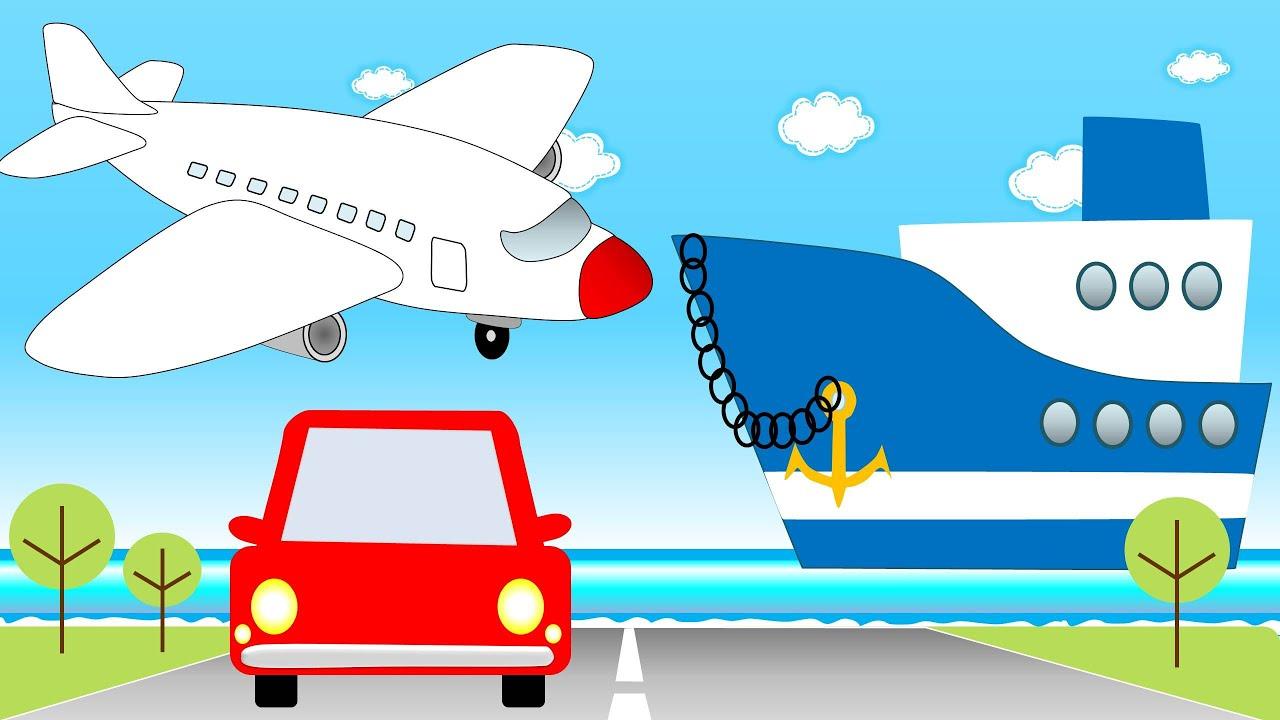 Resultado de imagen de aviones y barcos