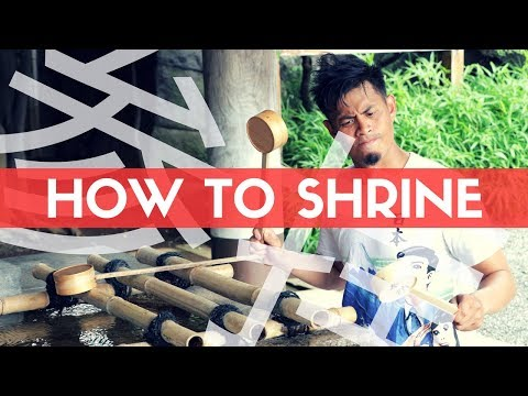Japan Shrine Manners | DONT make FOREIGNER MISTAKES