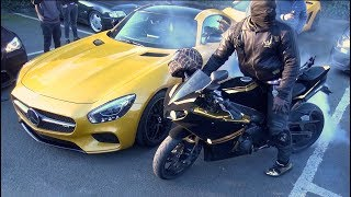Superbikes and LOUD AMG