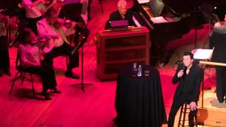 Seth MacFarlane – I Get Along Without You Very Well @ Meyerhoff Symphony Hall in Baltimore 7/16/2015