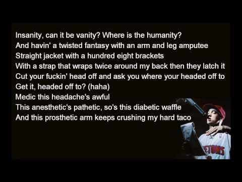 Eminem  Underground lyrics HD
