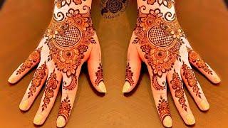 Very easy & beautiful mehndi design for fingers | Fingers mehndi design for beginners |