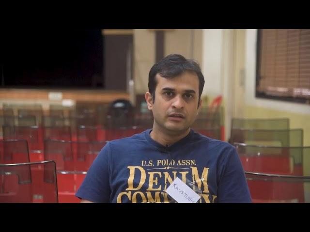 Parent Experience - Kausthub Anwekar