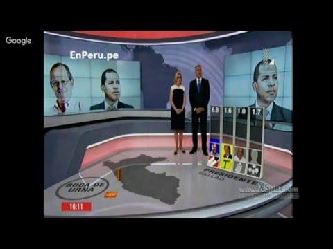 Flash Electoral Elecciones 2016 - Perú